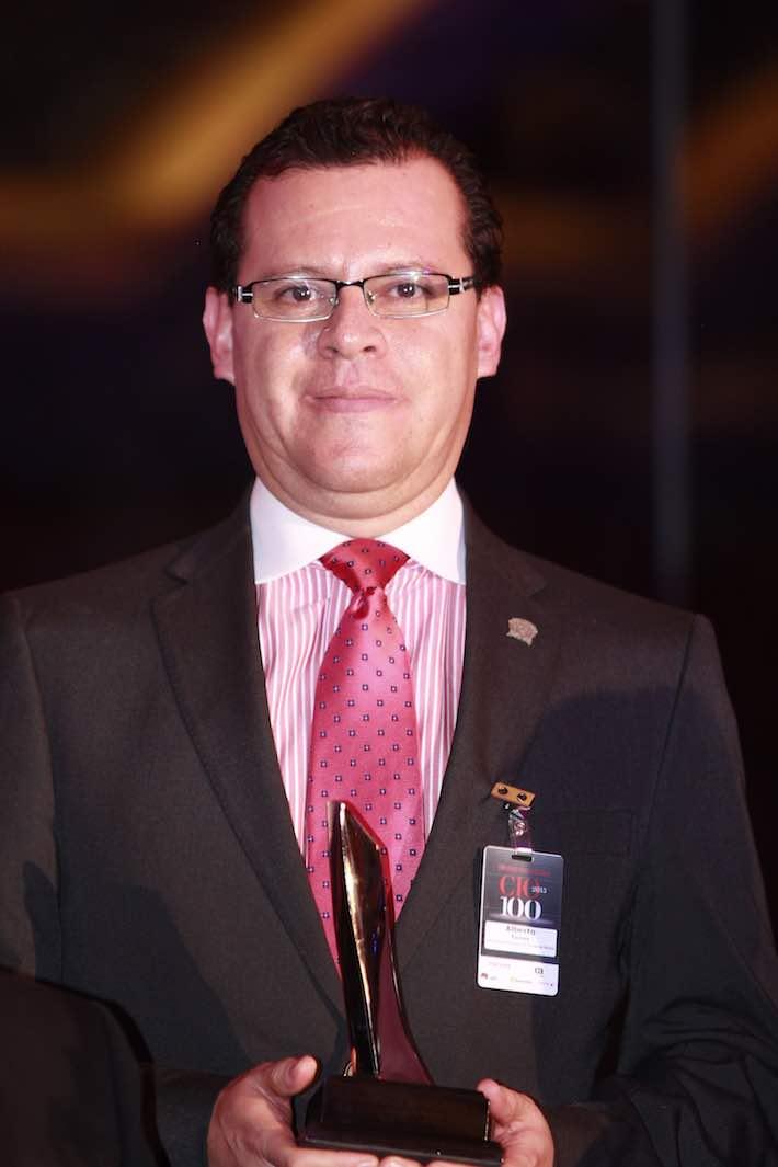 Alberto Torres Gutiérrez, Director de TIC de la UAEM.