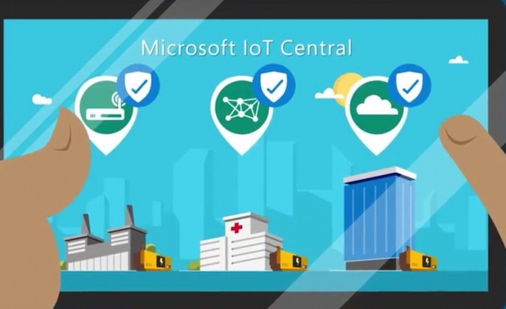 Microsoft-IoT-Central