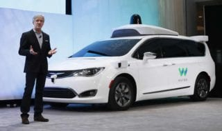 CEO-Waymo