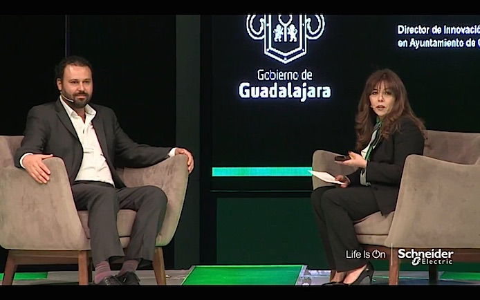 Schneider-Innovation-Summit-Claudia-Gomez-Guadalajara