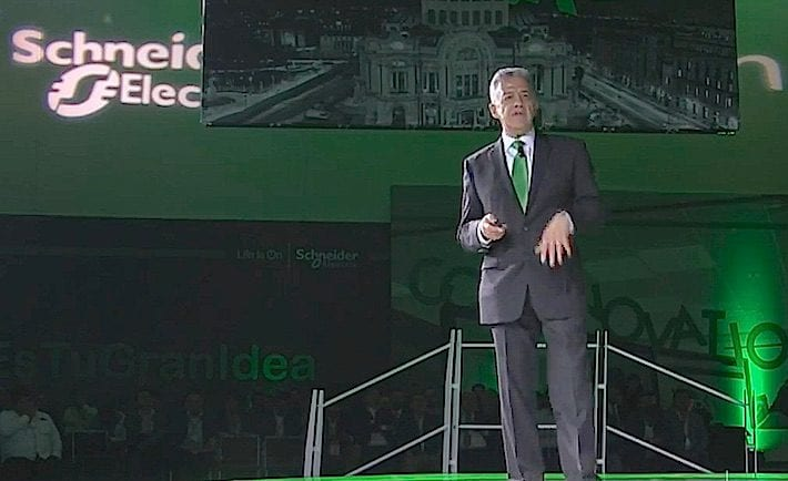 Schneider-Innovation-Summit-Enrique-inicio