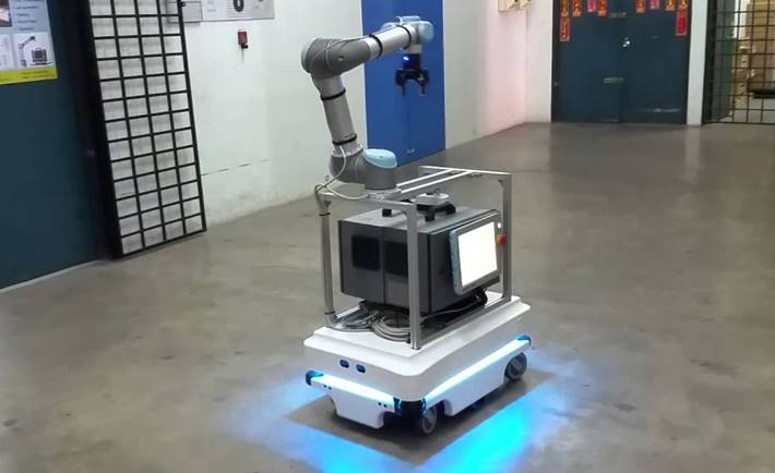 Mobile-Industrial-Robots